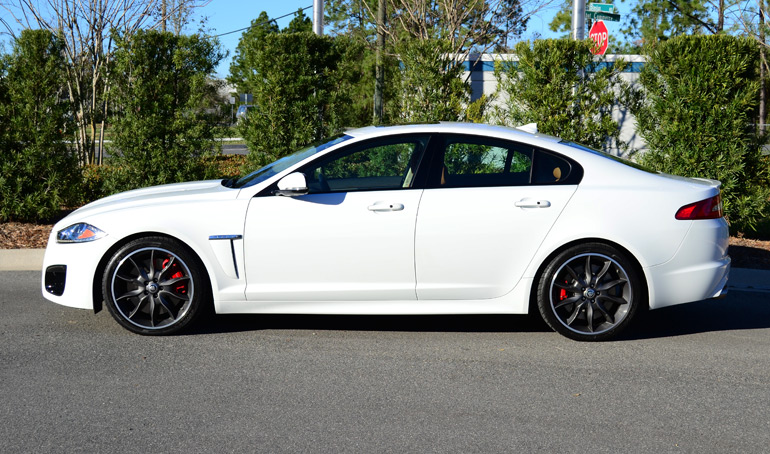 2013 Jaguar Xfr Review Test Drive