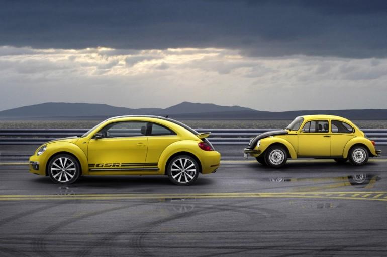 2014 VW Beetle GSR