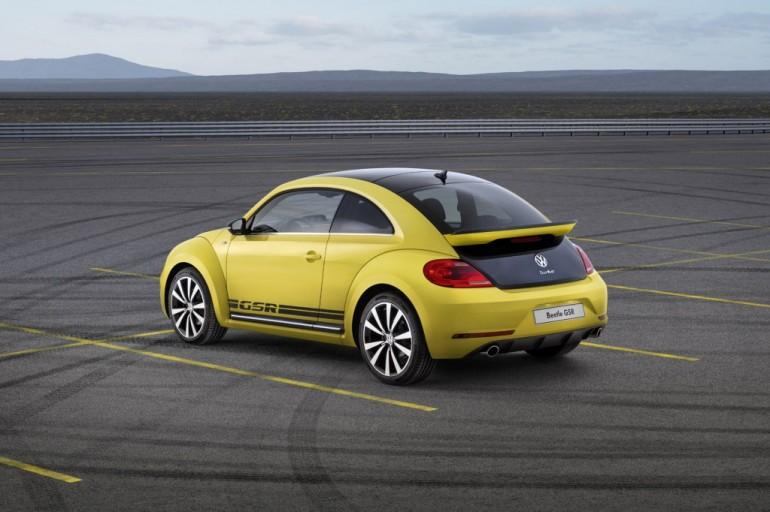 2014 VW Beetle GSR - image: Volkswagen