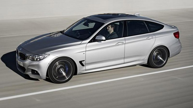 2014 BMW 3 Series Gran Turismo Premiers Ahead of Geneva Launch