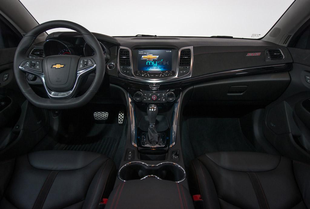 Новый Chevrolet SS вышел в свет.