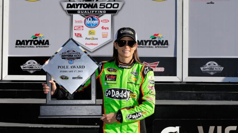 Danica Patrick Makes History At Daytona