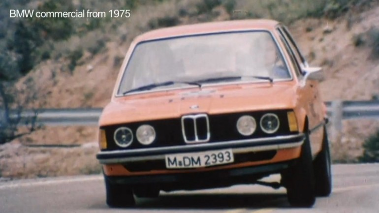 BMW Documents The Birth Of The 3 Series: Video