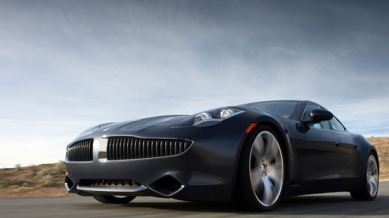 Chinese Investors Bidding For Fisker