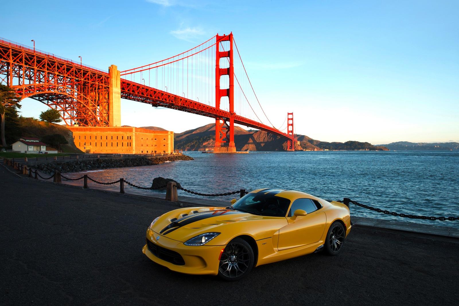 2013 SRT Viper - image: Chrysler Group LLC