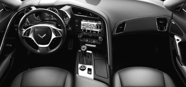 Chevy Shows Off The Corvette Stingray's Interior: Video