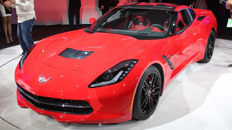 Report: New Details of Upcoming C7 Corvette Z06 & ZR1 Emerge