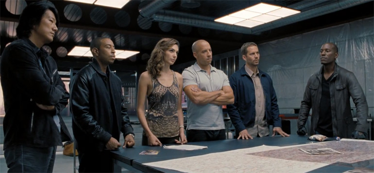 Fast and Furious 6 Official Movie Trailer: Video
