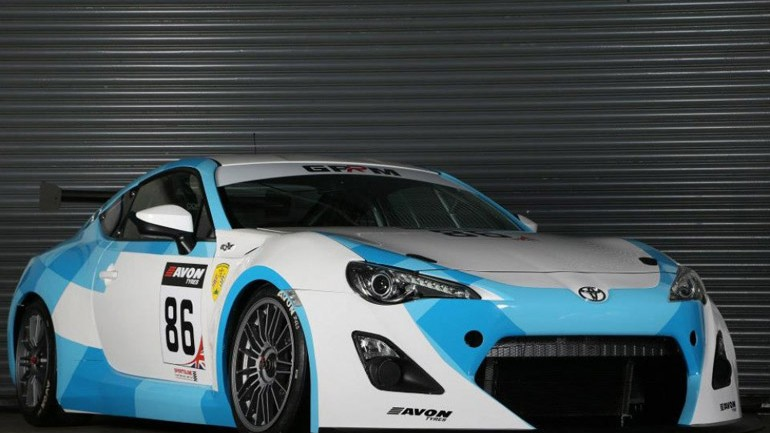 Toyota Announces GT86 Racer Ready for Testing