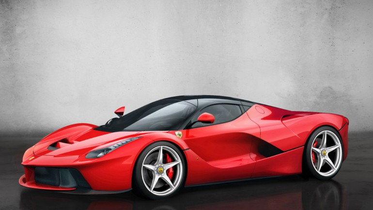 Ferrari LaFerrari Unleashed as Enzo Successor – w/Video