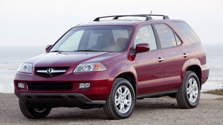 Recall Alert: Acura MDX, RL And TSX Models
