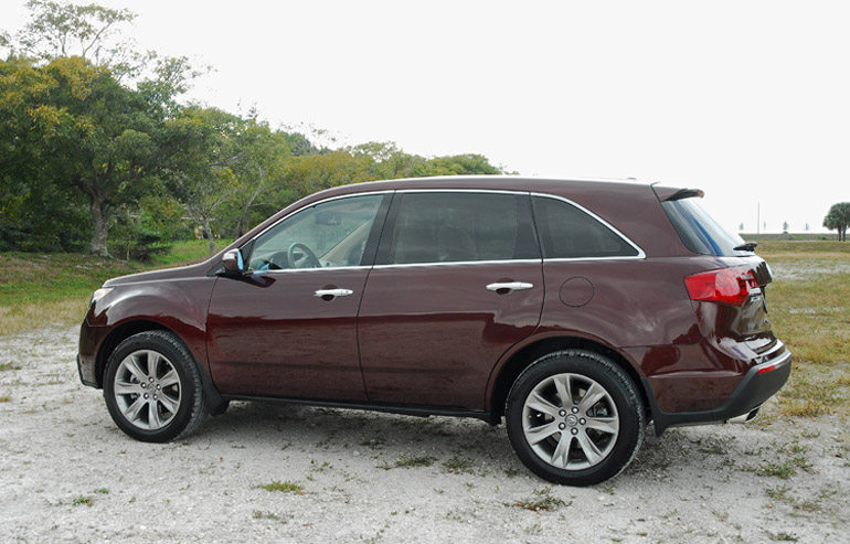 2013 Acura MDX Beauty Side Done Small