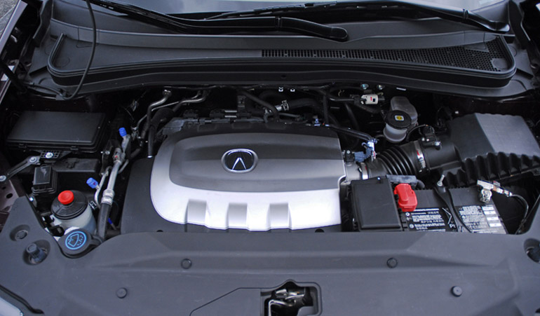 2013 Acura MDX Engine Done Small
