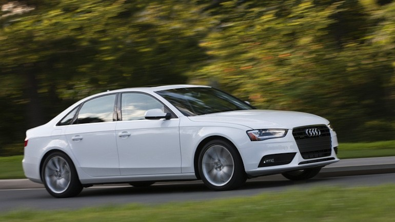 Turbodiesel Audi A4 Coming In 2014