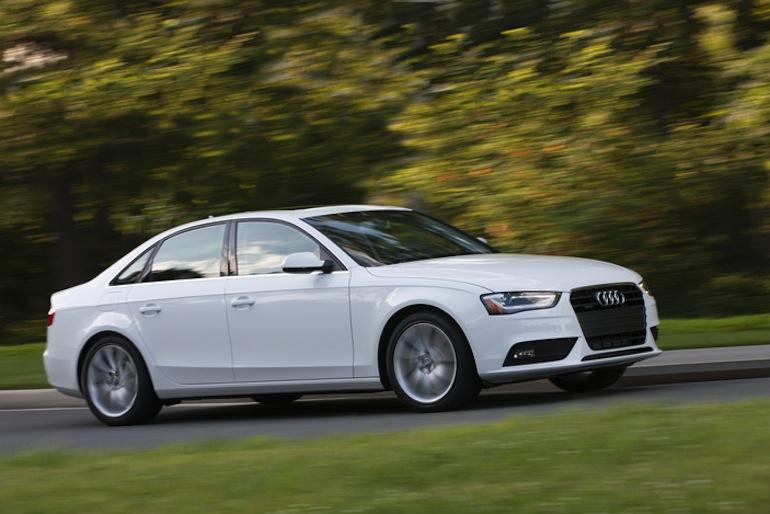 2013 Audi A4 - image: Audi
