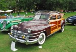 2013 Boca Raton Concours d' Elegance 1947 Chrysler Town and Country Done Small