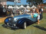 2013 Boca Raton Concours d' Elegance Best Of Show 1947 Talbot Lago T26 Done Small
