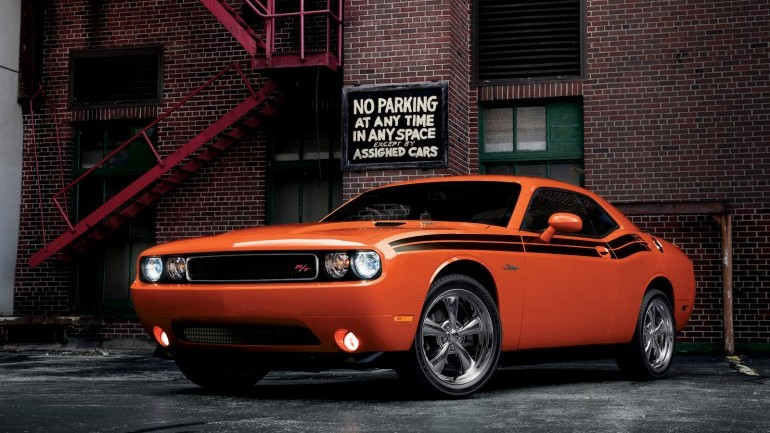 Dodge Recalls 2013 Challenger V-6 Models For Potential Fire Risk