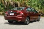 2013 Honda Civic EXL Beauty Rear LA Done Small