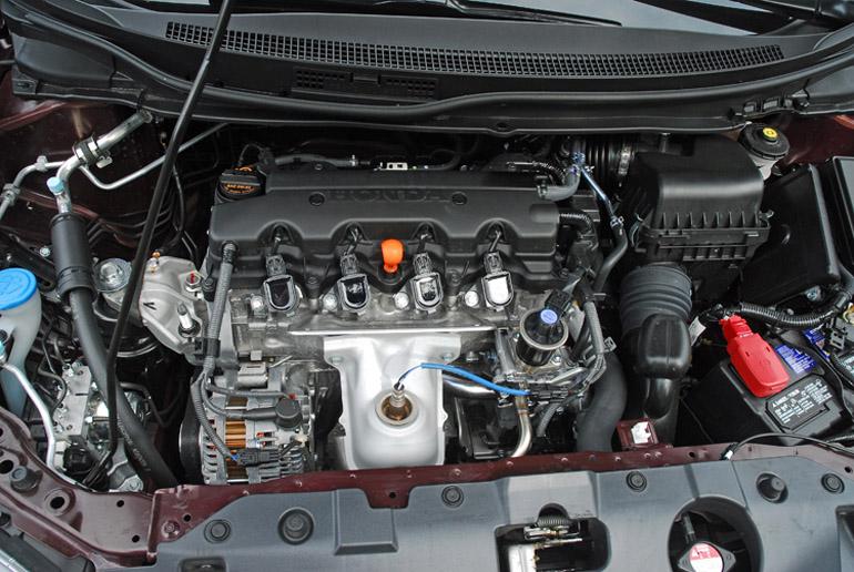 2013 Honda Civic EXL Engine Done Small