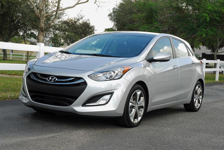 2013 Hyundai Elantra GT Beauty Right Done Small