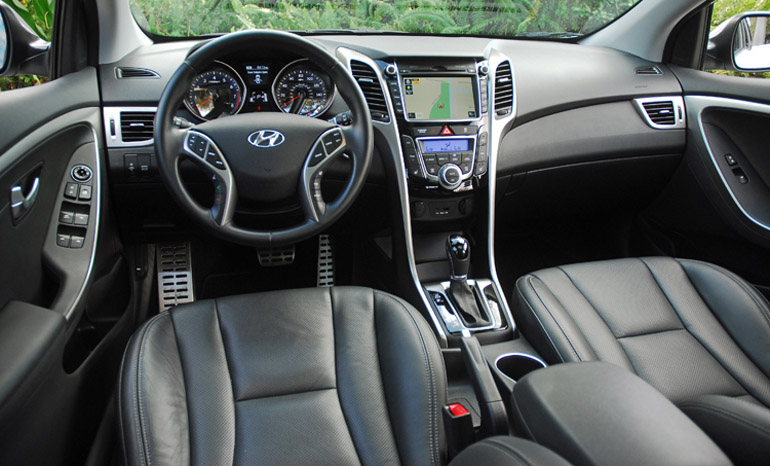 2013 Hyundai Elantra GT Dashboard Done Small