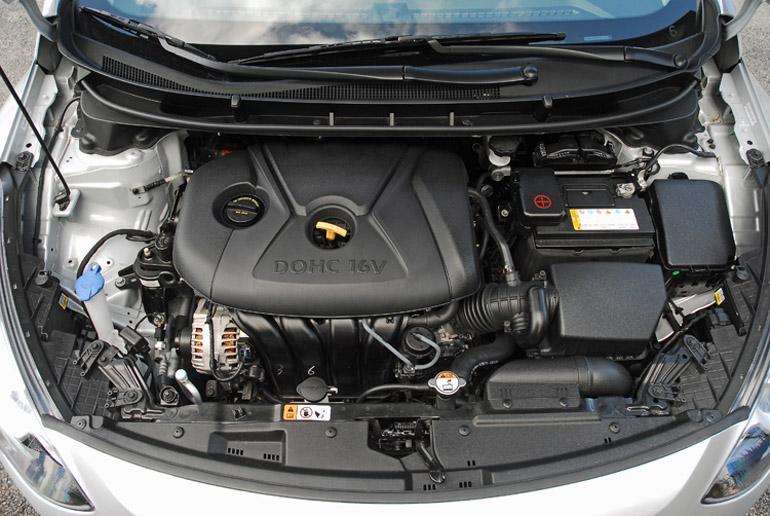 2013 Hyundai Elantra GT Engine Done Small