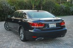 2013 Lexus LS600h LWB Beauty Rear Done Small