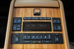2013 Lexus LS600h LWB Rear Console Controls Done  Small