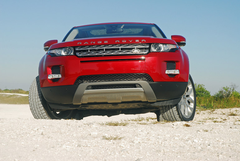 2013 Range Rover Evoque Beauty Headon XLA Done Small