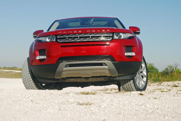 2013 Range Rover Evoque Beauty Headon XLA Done Small