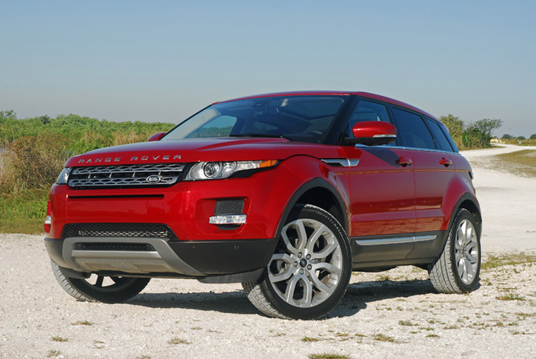 2013 Range Rover Evoque Beauty Right LA Done Small