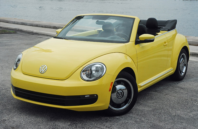2017 Vw Beetle Convertible Beauty Right Haw Done Small