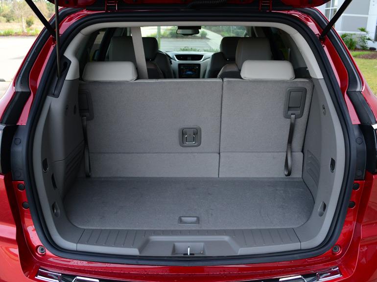 2013 Chevrolet Traverse Ltz Fwd Review Amp Test Drive