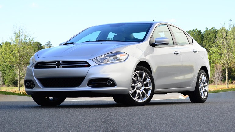 2013 Dodge Dart Limited Review & Test Drive