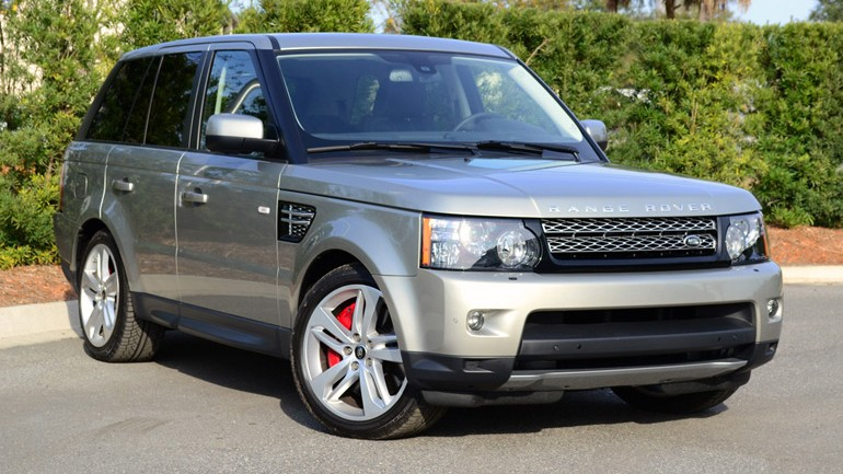 Quick Spin: 2013 Land Rover Range Rover Sport Supercharged