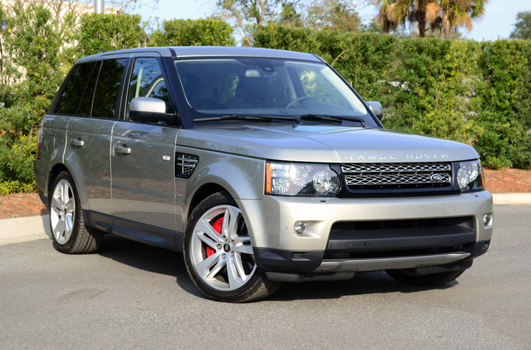 quick spin 2013 land rover range rover sport supercharged. Black Bedroom Furniture Sets. Home Design Ideas