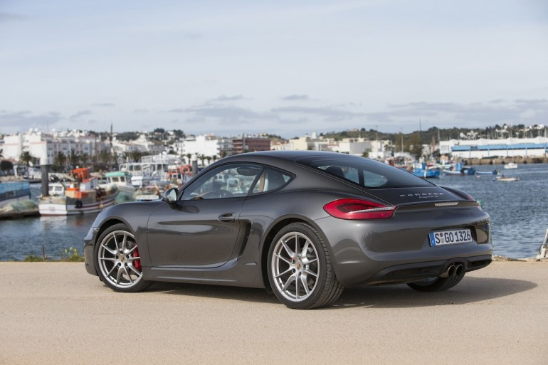 2014 Porsche Cayman - image: Porsche