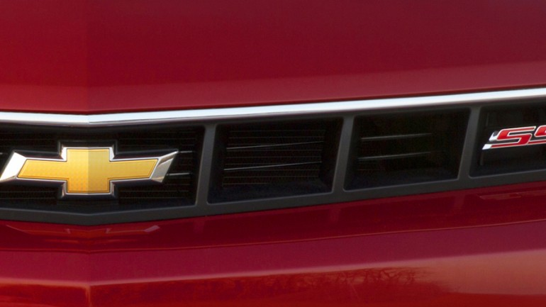 This Is (Part Of) The 2014 Chevy Camaro SS