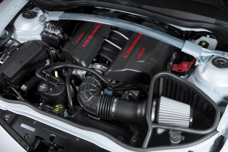2014 Chevrolet Camaro Z/28 - image: GM Corp