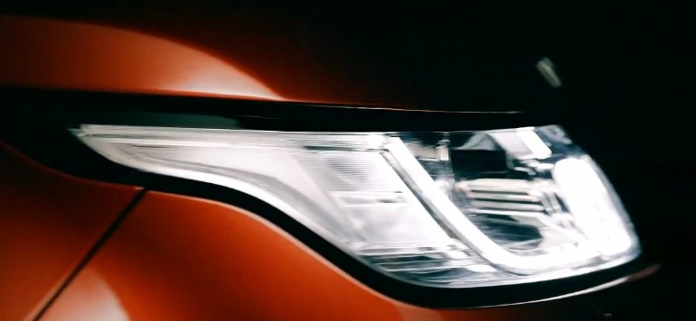 Land Rover Teases The 2014 Range Rover Sport: Video