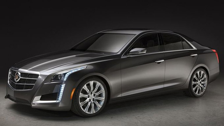 2014 Cadillac CTS Debuts with Twin Turbo V6 and Striking Design