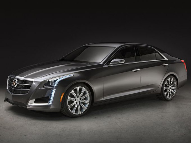 2014 cadillac cts debuts with twin turbo v6 and striking design. Cars Review. Best American Auto & Cars Review