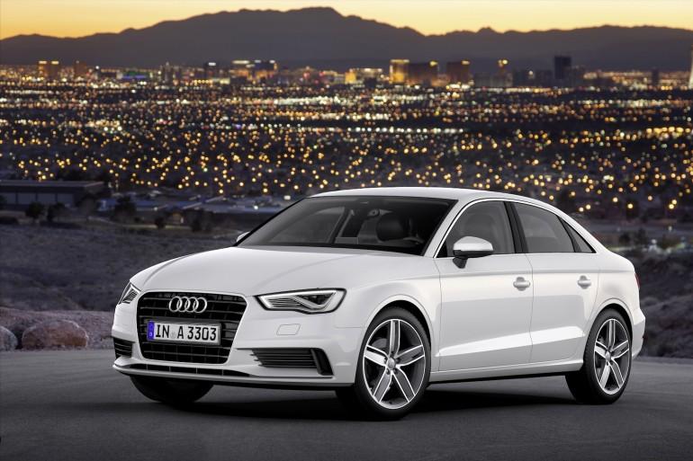 2015 Audi A3 - image: Audi