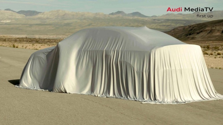 Get A Glimpse Of The 2014 Audi A3 Sedan On Audi's Media Channel