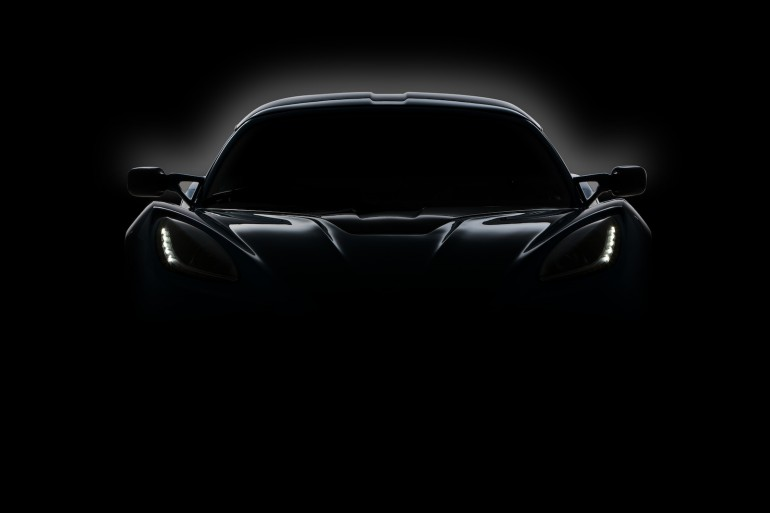 Detroit Electric's upcoming two-seat electric sports car - image: Detroit Electric