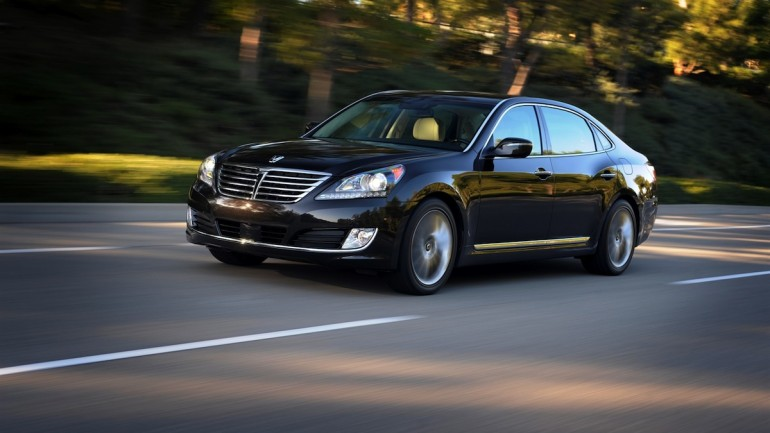 2014 Hyundai Equus Redefines Affordable Luxury