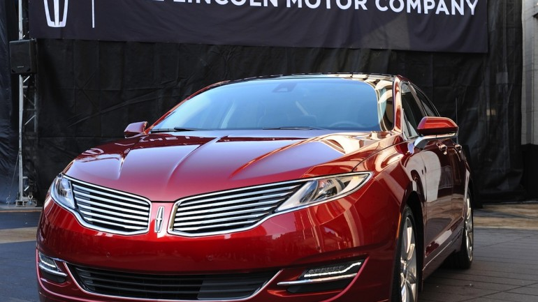 Lincoln MKZ Inventory Levels To Soon Hit Normal