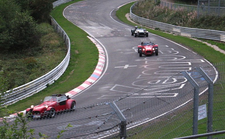 The Nurburgring - image: Mike Roberts, CC 2.0