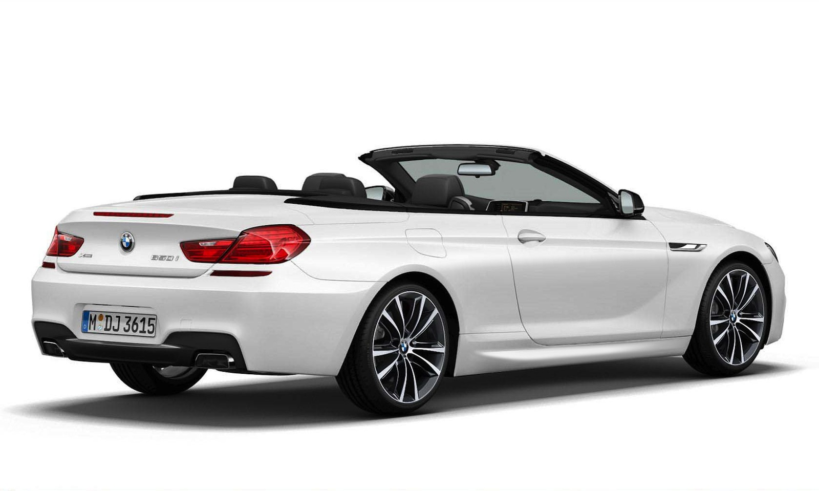 2014 bmw 6 series convertible coming in frozen white edition. Black Bedroom Furniture Sets. Home Design Ideas